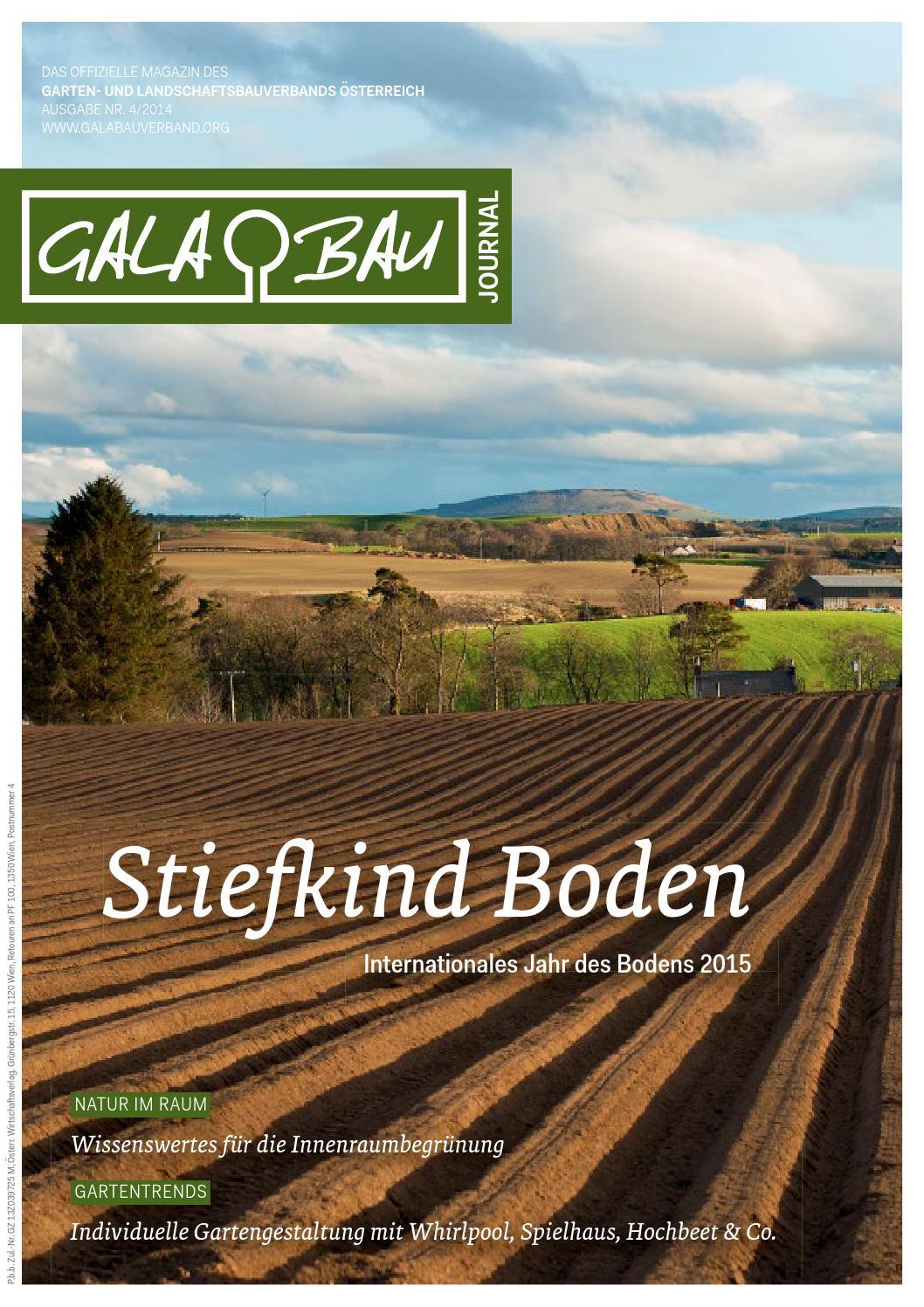 Galabauverband Garten Und Landschaftsbauverband Osterreich By