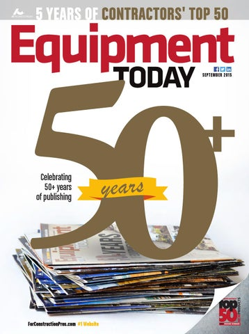 Equipment today september 2015 by forconstructionpros issuu page 1 fandeluxe Gallery