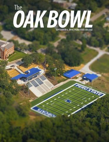 Peru State College >> The Oak Bowl At Peru State By Peru State Issuu