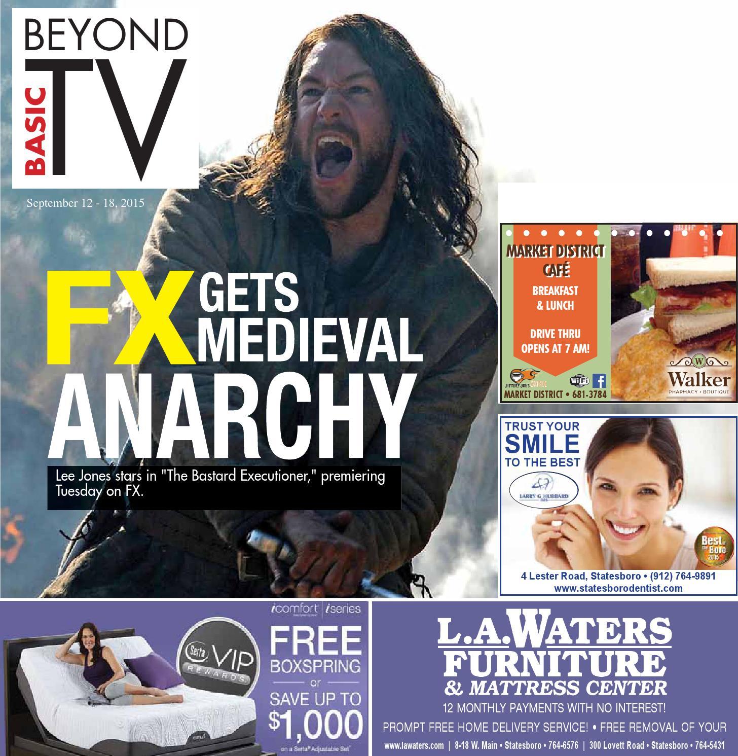 TV Guide by Statesboro Herald - issuu