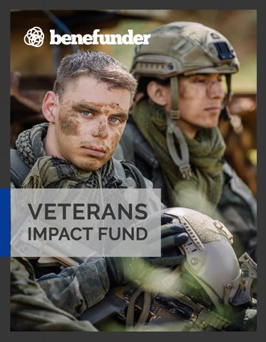 "Cover of ""Veterans Impact Fund"""