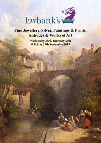 297f1debe46 Ewbanks Three Day Fine Auction - 23-25 September by Andrew Ewbank ...