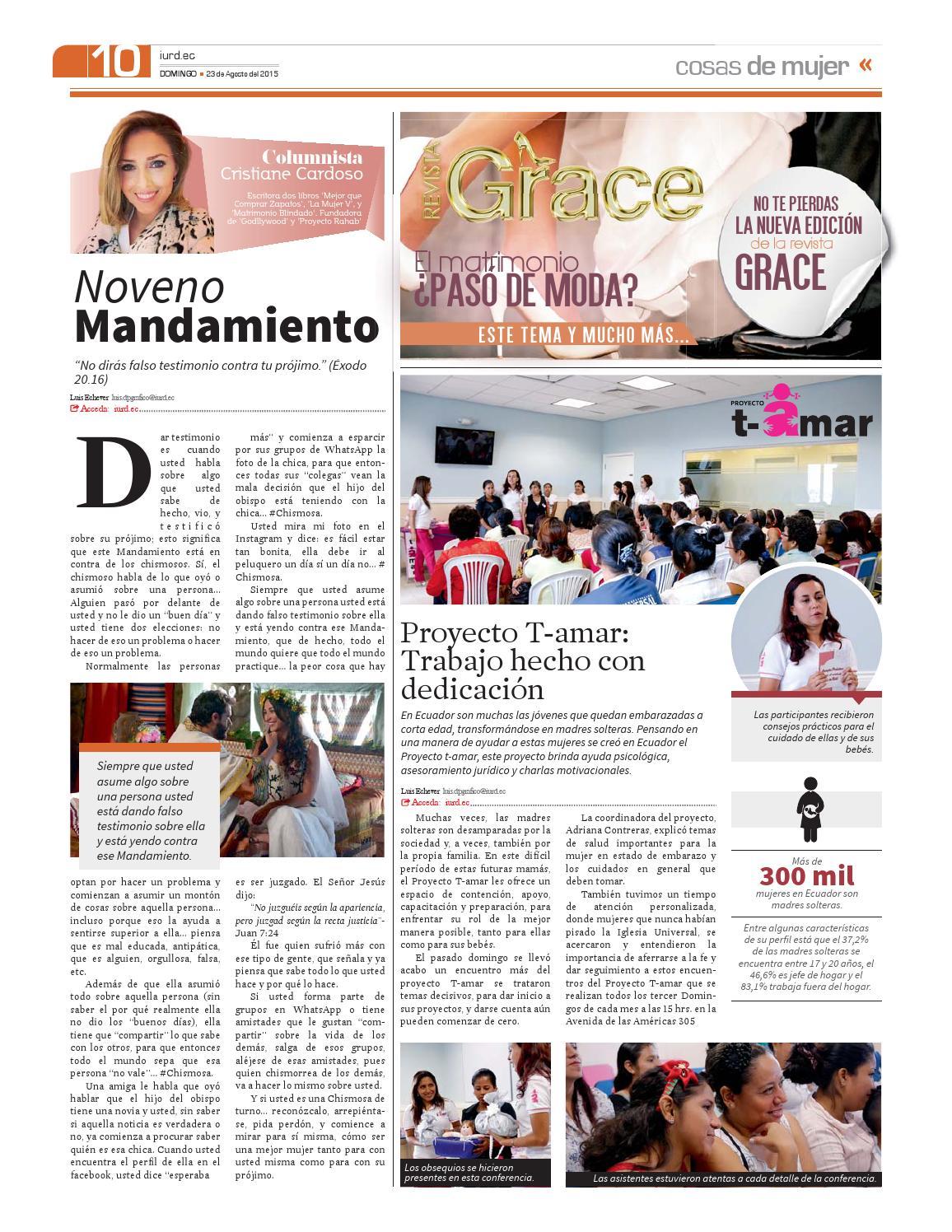 Edición N 694 By Universal Ecuador Issuu