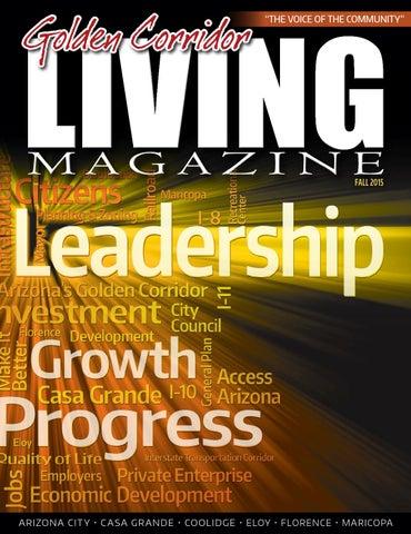 Golden Corridor Living Magazine By Rox Media Group Issuu