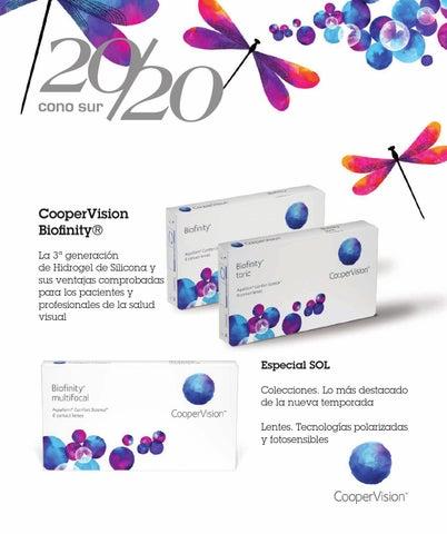 7259da503d CooperVision Biofinity® La 3ª generación de Hidrogel de Silicona y sus  ventajas comprobadas para los pacientes y profesionales de la salud visual