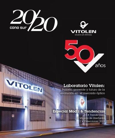 d09032bba Revista 20/20 Cono Sur #17 by Vision Market - issuu