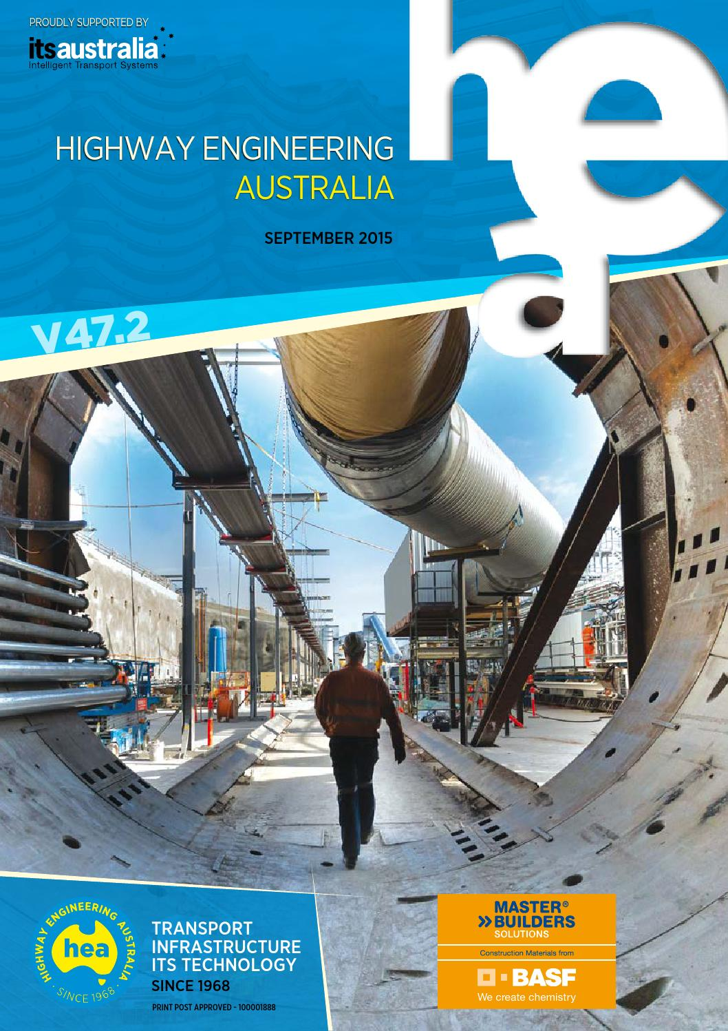 Highway Engineering Australia V47 2 September 2015 by EPC