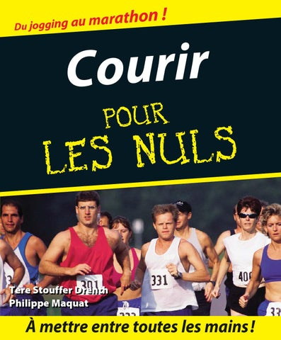 Courir pour les nuls by 333livres - issuu 7a36c5ca279