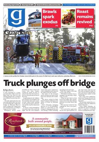 Ashburton Guardian, Wednesday, September 9, 2015