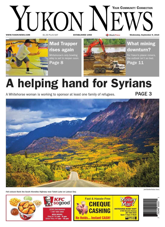 Yukon News September 09 2015 By Black Press Issuu Atv Winch Wiring Diagram Besides Polaris Sportsman 700 Parts