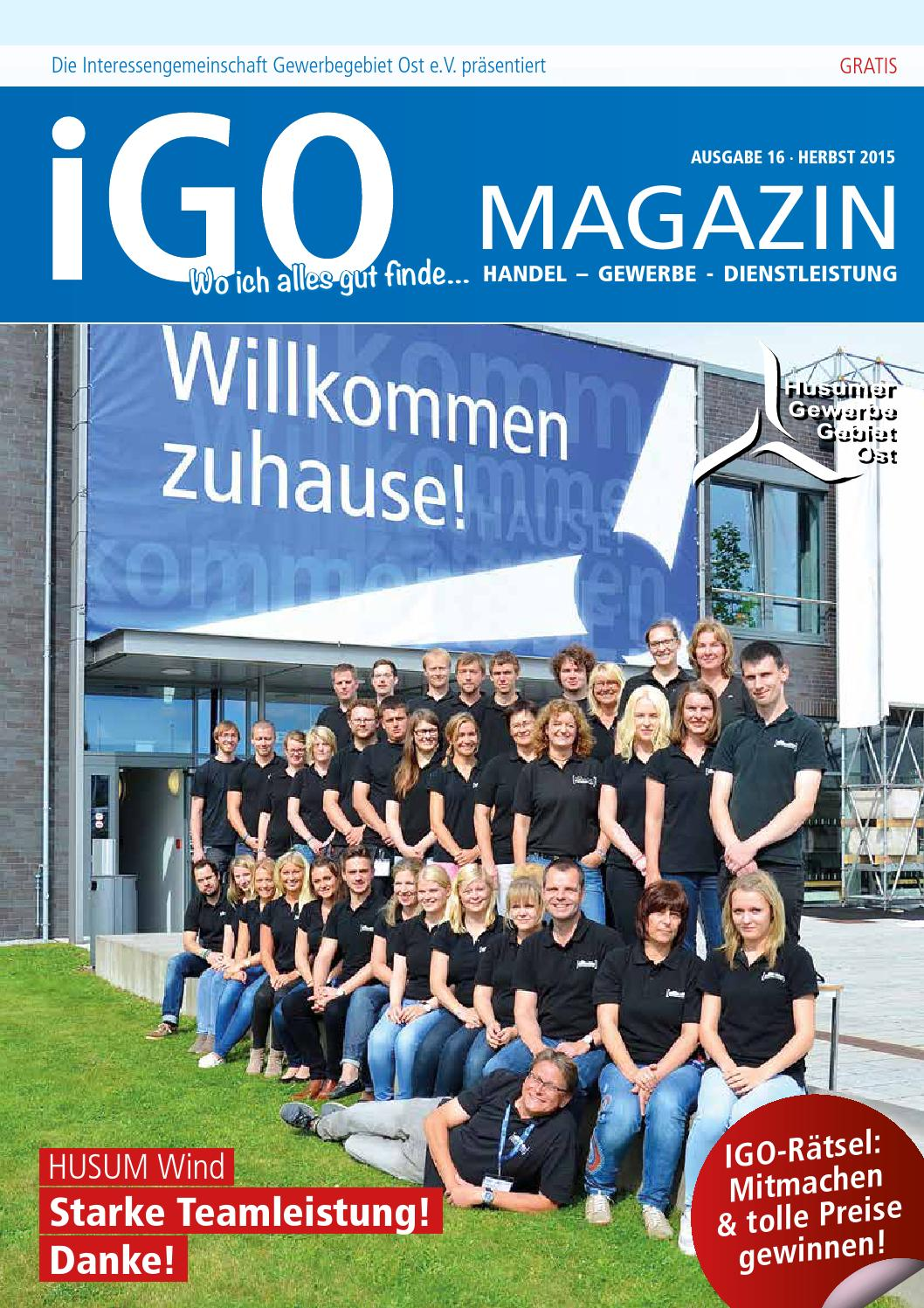 iGO Magazin - Herbst 2015 by new media works - issuu