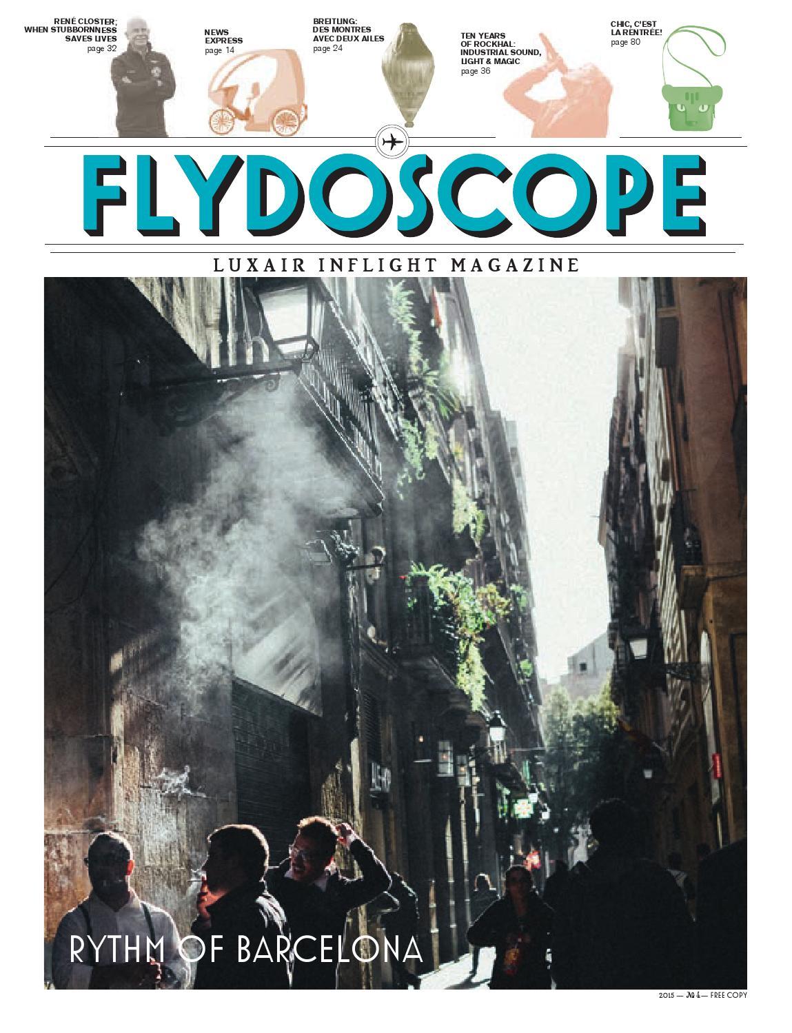 Flydoscope N°4 2015 by Maison Moderne - issuu 1e376cf824c7