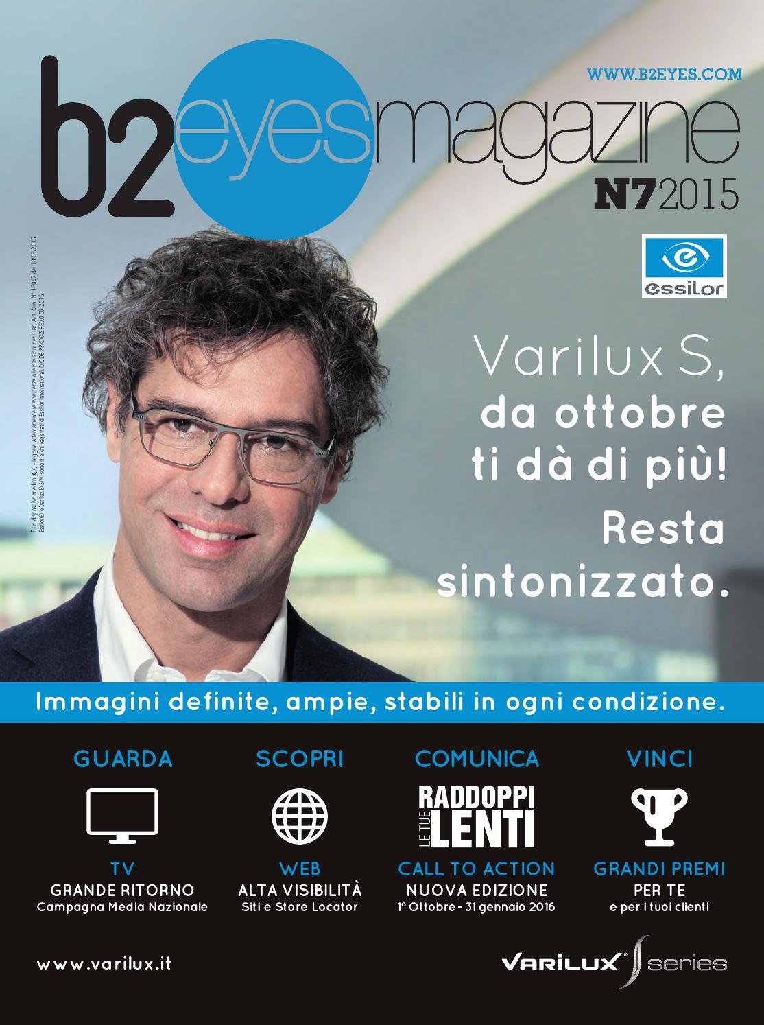 b6af8e7dedff0 b2eyes Magazine 7 2015 by B2Vision S.p.A. - issuu