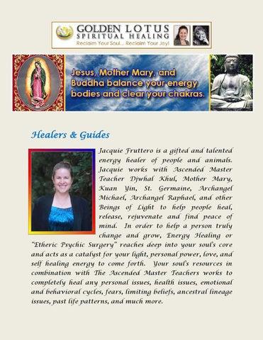 Golden lotus spiritual healing by glshealing - issuu