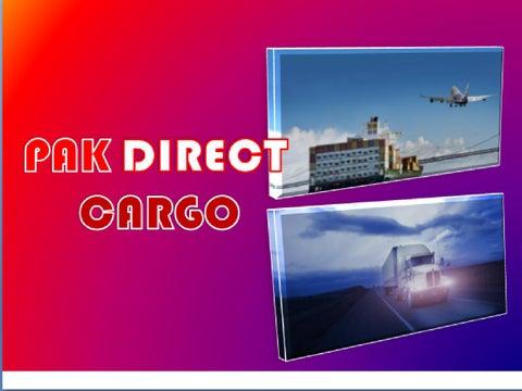PAK DIRECT CARGO LTD  - Issuu