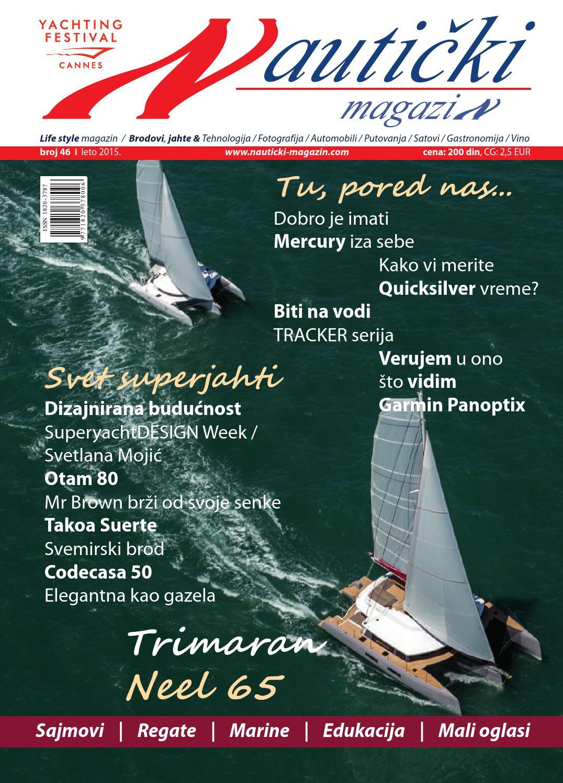 Nauticki magazin 46 by Nauticki magazin - issuu