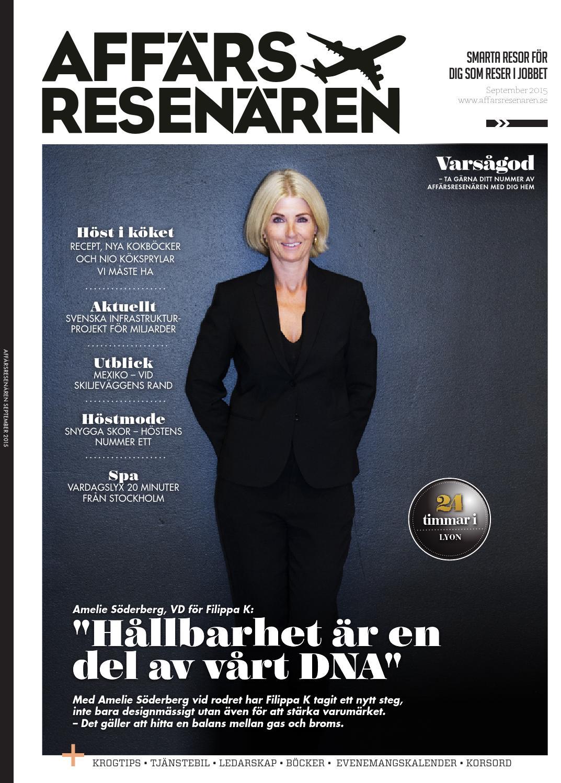 1ab88c98ff26 Affärsresenären nr 8 2015 by La Prensa AB - issuu