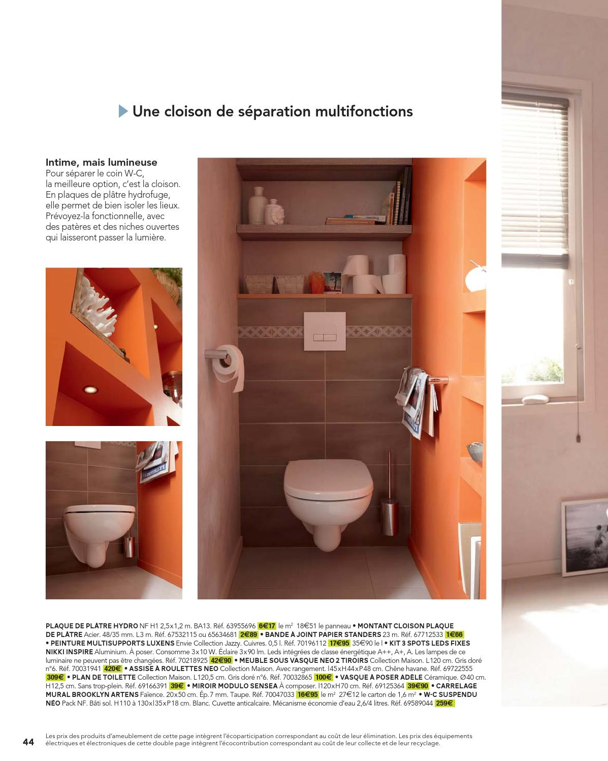 Leroy Merlin Catalogue Guide Maison 2015 By Promocatalogues