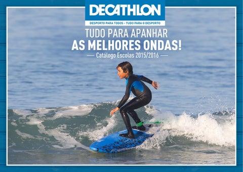 CATÁLOGO DEPORTES DE AGUA DECATHLON 2017 by Decathlon España - issuu bac9831993d