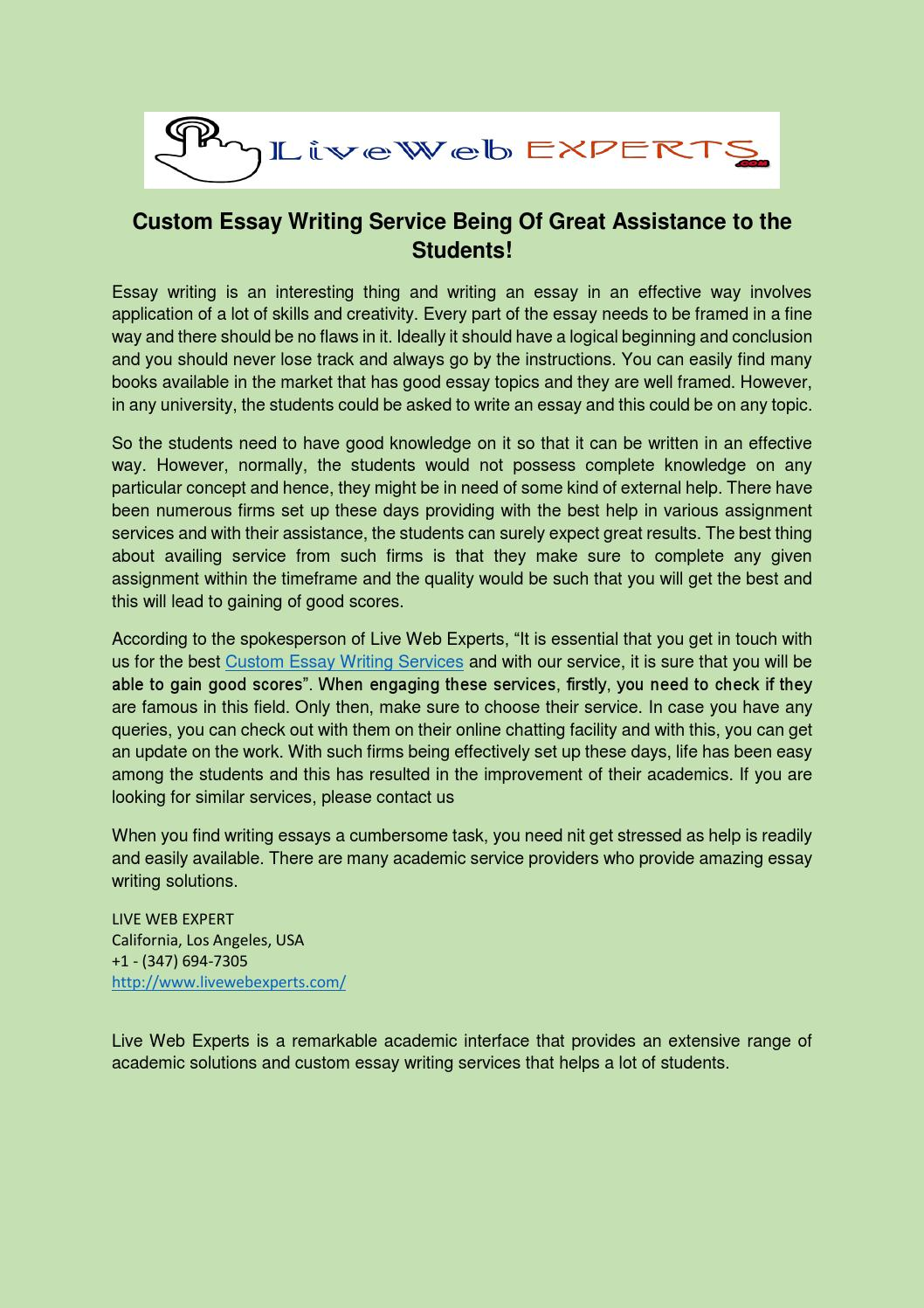 effective way of tutoring essay Simple ways to assess the writing skills of students with learning disabilities  but do little in the way of effective editing  tutoring or special education.