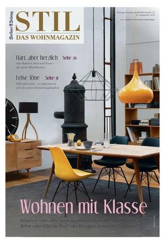 BLZ STIL Das Wohnmagazin By Berlin Medien GmbH   Issuu