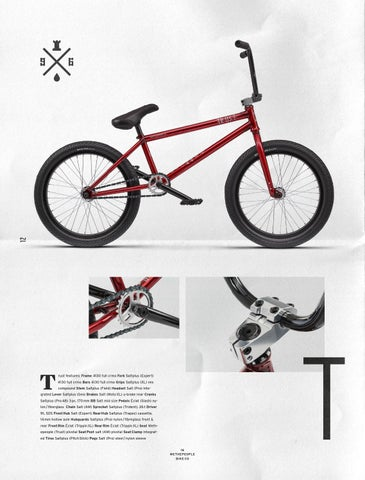 Wethepeople Complete Bike Catalogue 2016 by We Make Things - issuu
