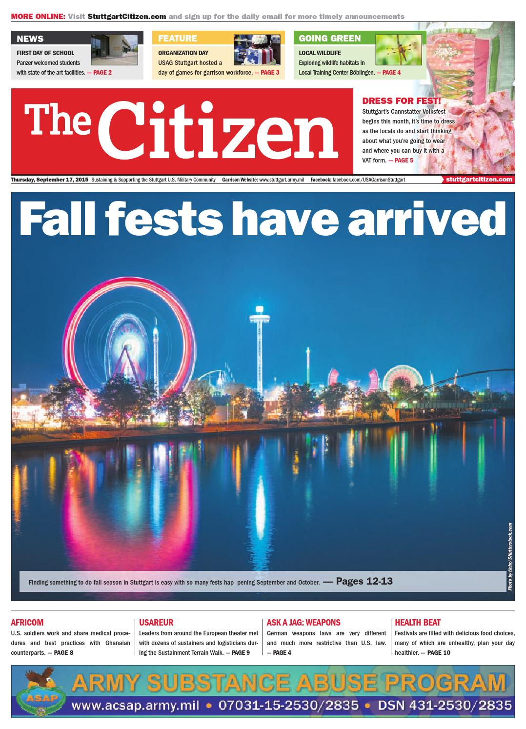 The Citizen, September 17, 2015 by AdvantiPro GmbH - issuu