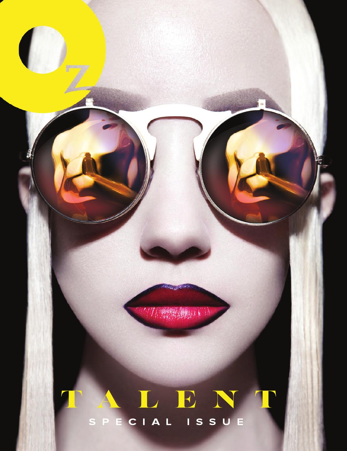 1113080e591f Oz Magazine September October 2015 - TALENT Special Issue by Oz Publishing