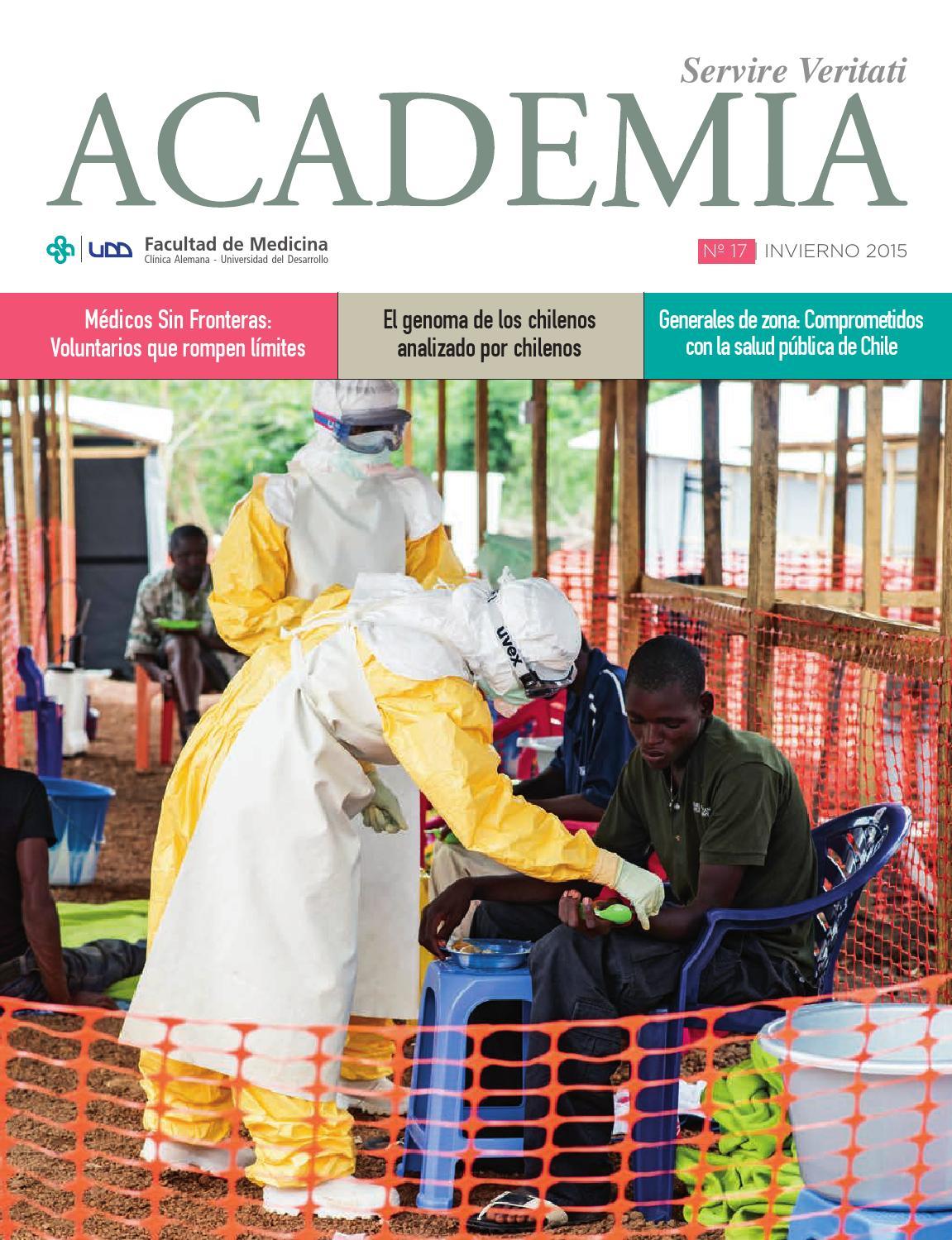 Revista Academia UDD Nº17 by Universidad del Desarrollo - issuu