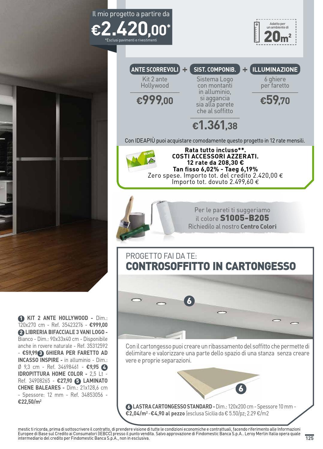 Kit 2 Ante Scorrevoli Leroy Merlin.Leroy Merlin Volantino2015 2016 By Catalogopromozioni Com Issuu