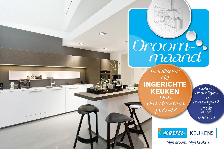Kr fel keukens folder september 2015 by kr fel issuu for Cuisine krefel
