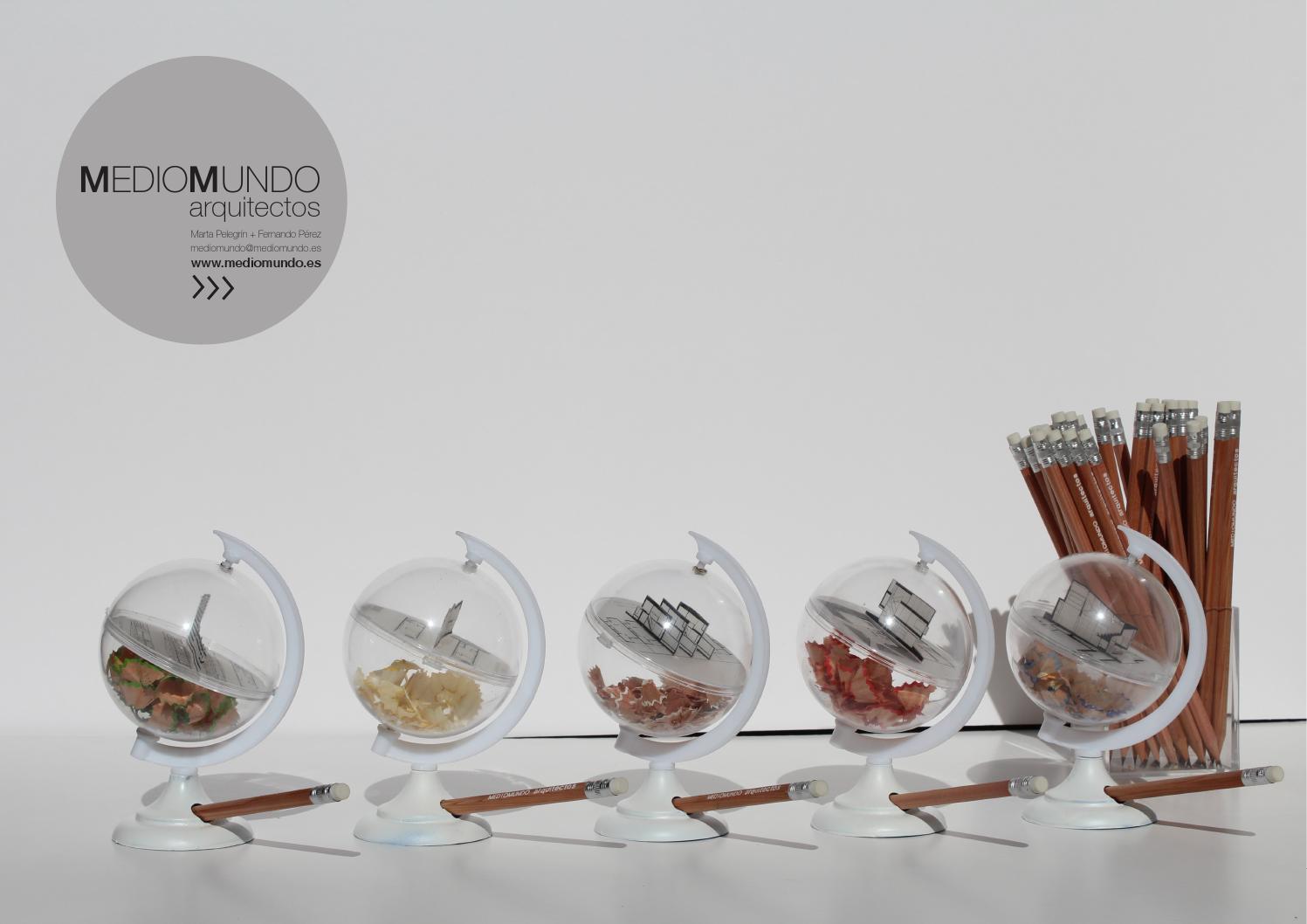 2015 Mediomundo Arquitectos Dossier Bim Issuu By Mediomundo  # Champagne Muebles Uy