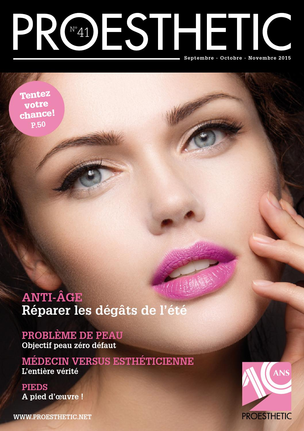 d635d1a36c8b PRO Esthetic BEFR n°41 by Eurobest Products - issuu