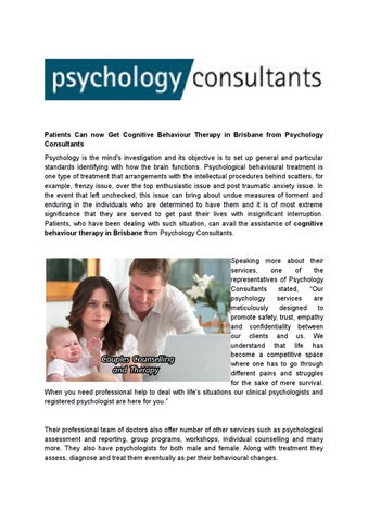 how to become a psychology consultant