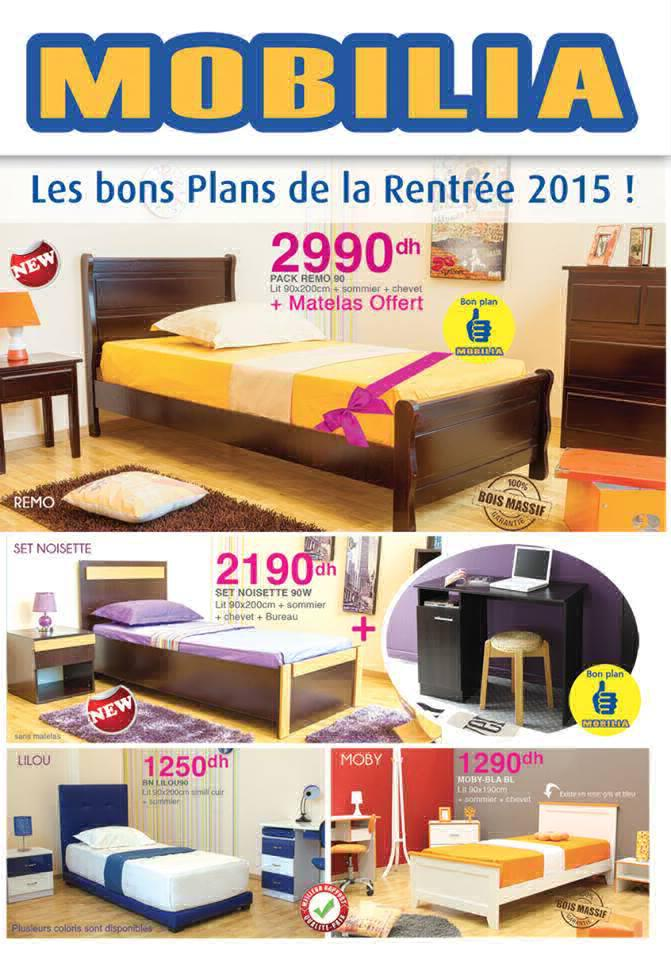 Mobilia rentr e scolaire 2015 by maroccatalogues issuu for Mobilia store