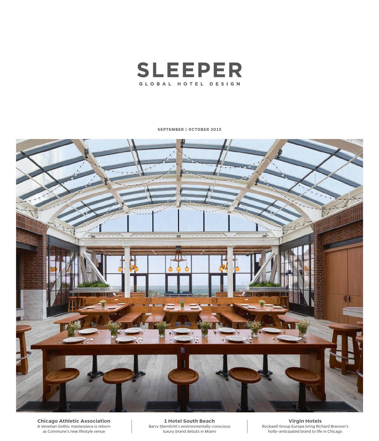 Sleeper SeptemberOctober 2015 Issue 62 by Mondiale Media