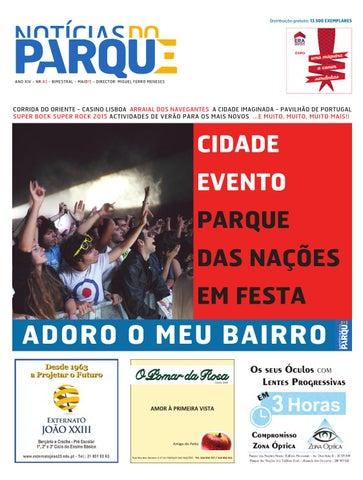 e24521e9b2063 Edição 83 by Notícias do Parque - issuu