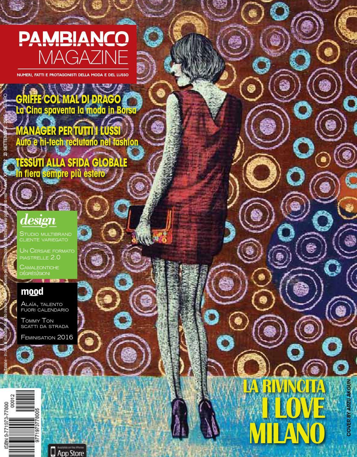 Pambianco Magazine N.12 XI by Pambianconews - issuu 4771f2e0c2f