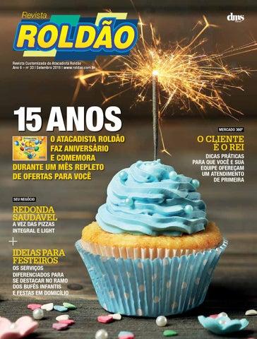 Page 1. Revista Editora. Revista Customizada do Atacadista Roldão ...