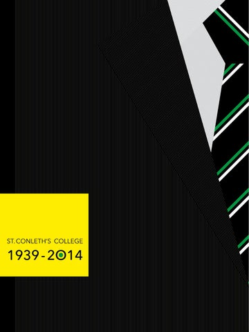 57c86ba56b5d St Conleth s College 1939-2014 by CRIMMINS - issuu