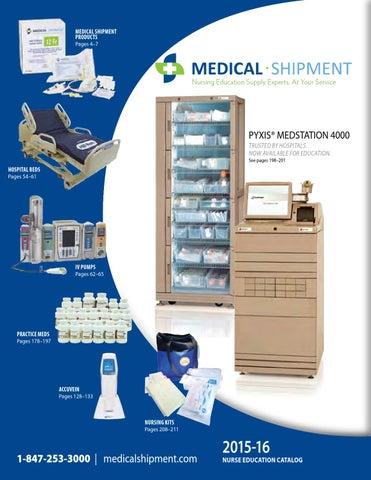 Medical Shipment 2015 2016 Catalog By Robbeau Designs Issuu
