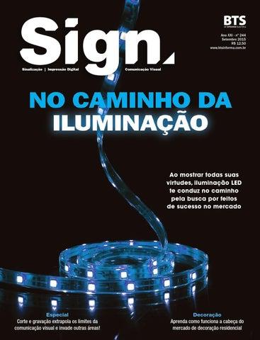 454707df118 Revista Sign - Edição 244 by BTS Informa - issuu