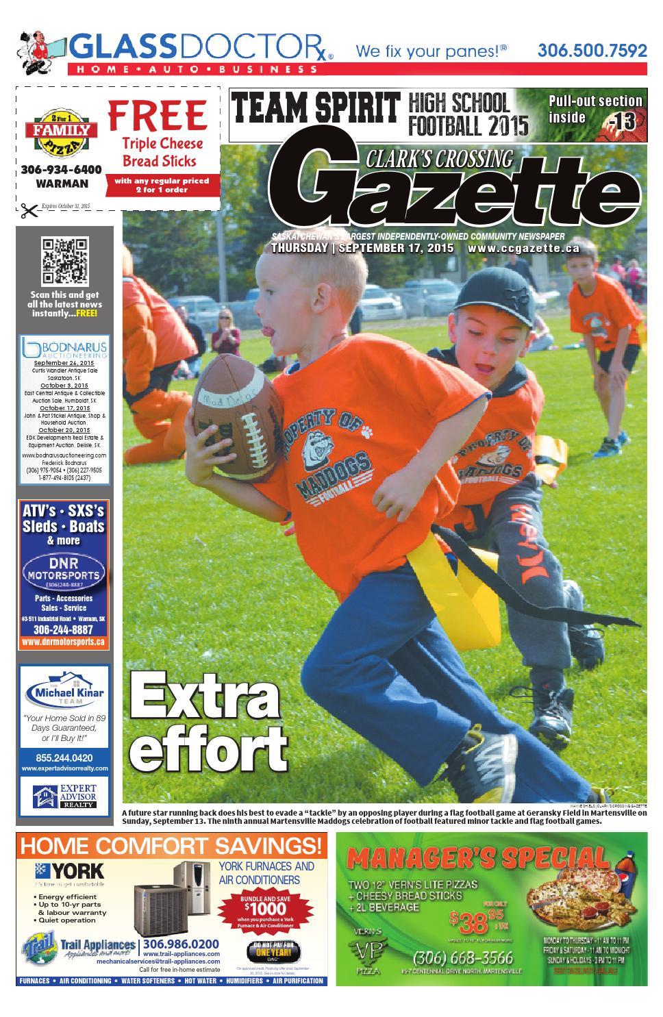 b0def516c05 Clark s Crossing Gazette - September 17