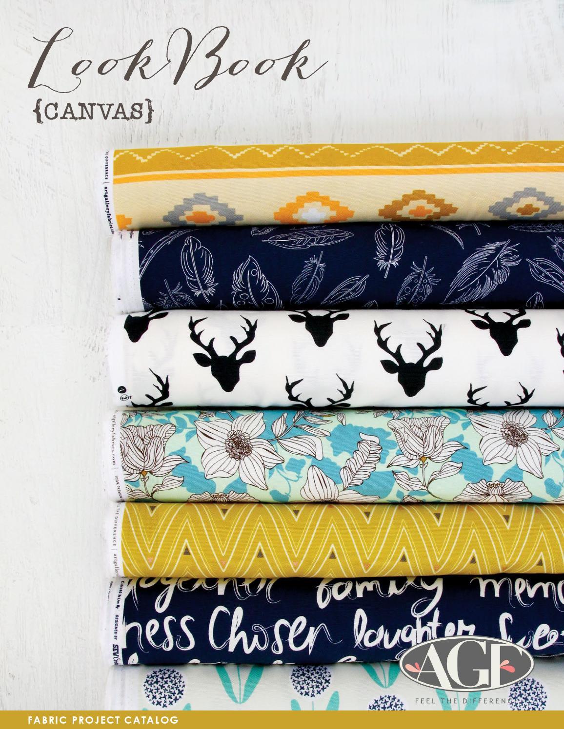 Canvas by Art Gallery Fabrics - Issuu