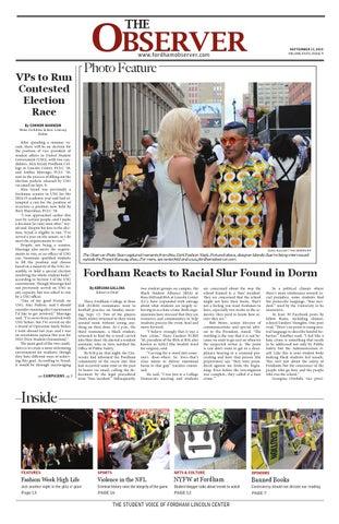 c3b0c54faf Observer issue #9 by Fordham Observer - issuu