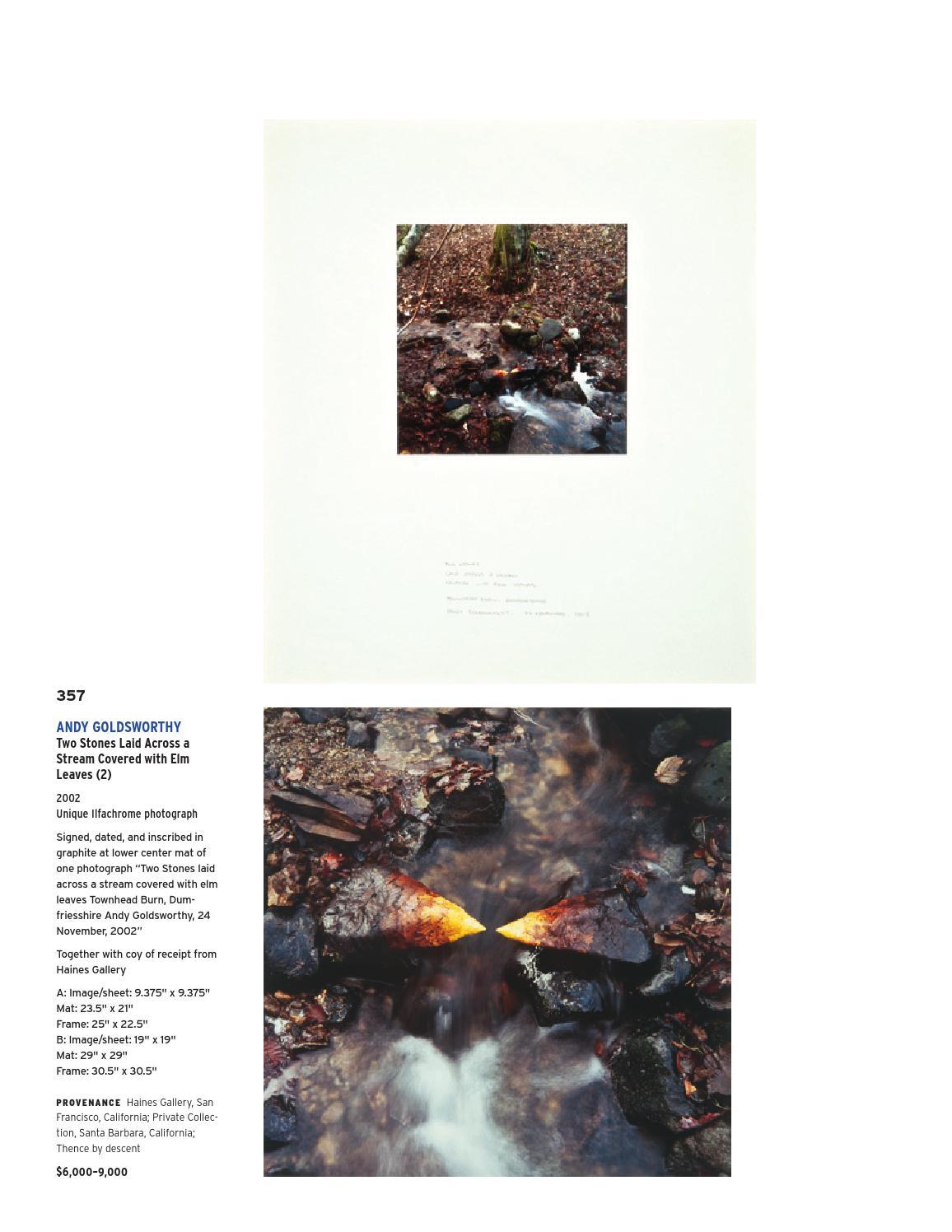 October 11, 2015 Modern Art & Design Auction by Los Angeles Modern ...