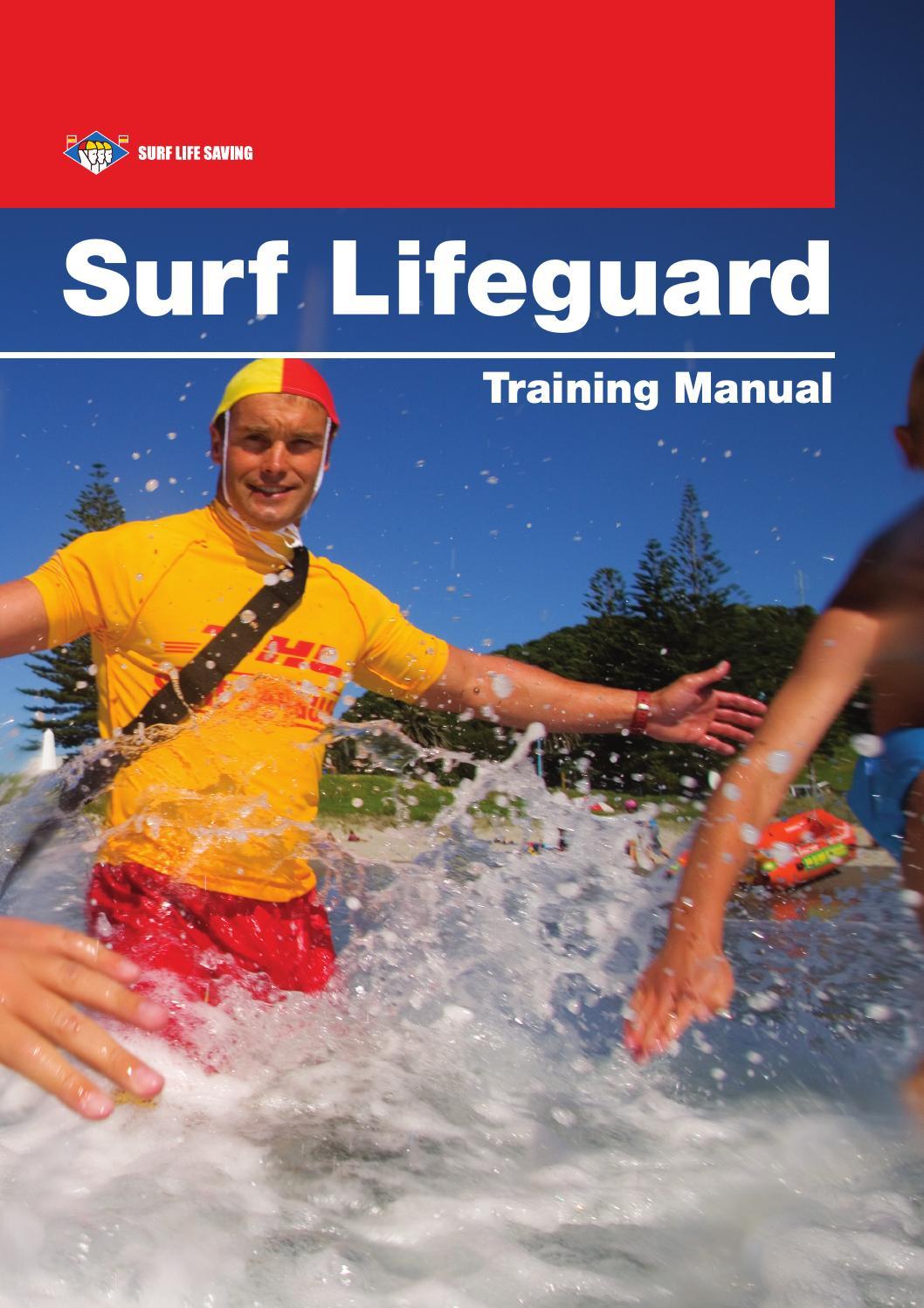 SLGA Manual (updated September 2015) by Surf Life Saving New Zealand - issuu