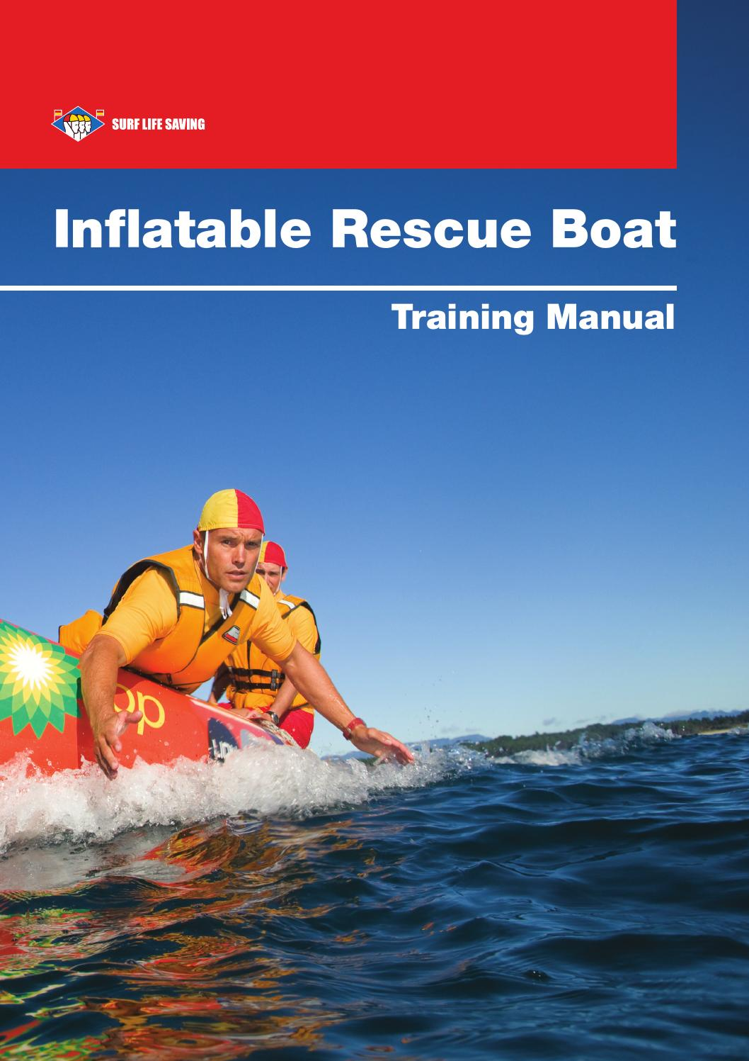 Irb Online Manual By Surf Life Saving New Zealand Issuu
