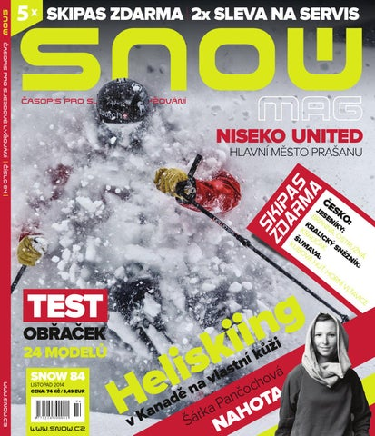 07b2f1f59b0a SNOW 84 - listopad 2014 by SNOW CZ s.r.o. - issuu