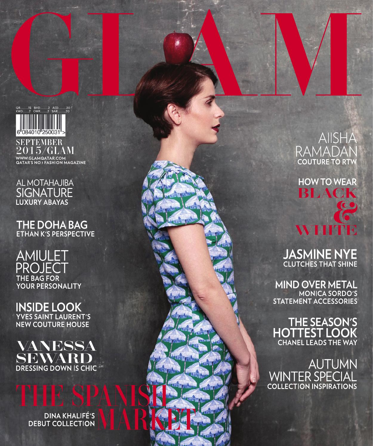 5a07da19c94a9 Glam September 2015 by Oryx Group of Magazines - issuu